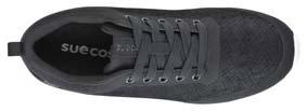 Sneaker ALMA Farbe schwarz/weiss,braun, anthrazit ULTRA LEICHT