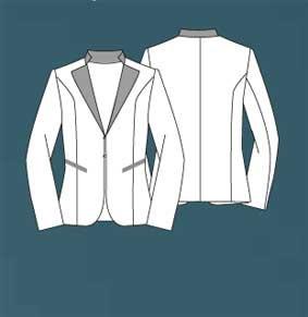 Damen Uniform Jacke individuell produziert