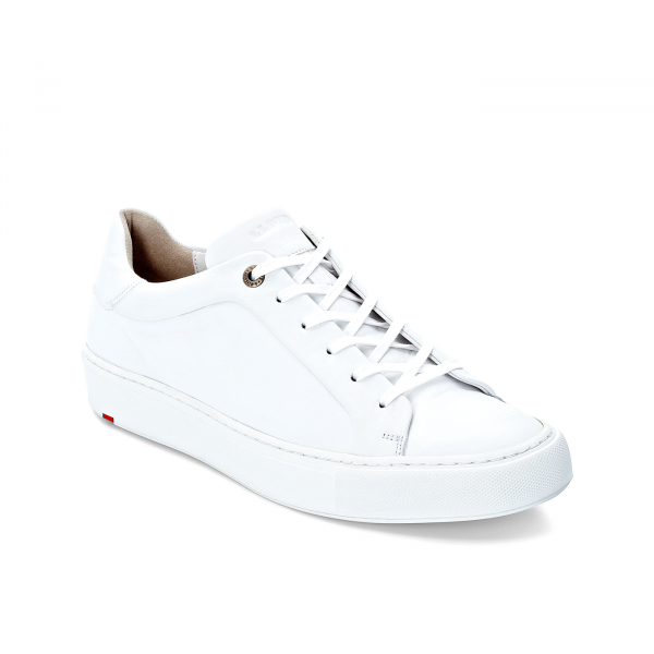 Lloyd Damen Business Sneaker weiß