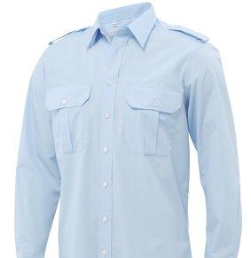 Pilothemd FRANK langarm Slim fit 72